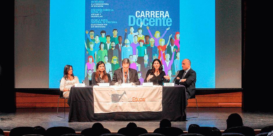 Seminario de Carrera Docente analizó los cambios que plantea la nueva Ley