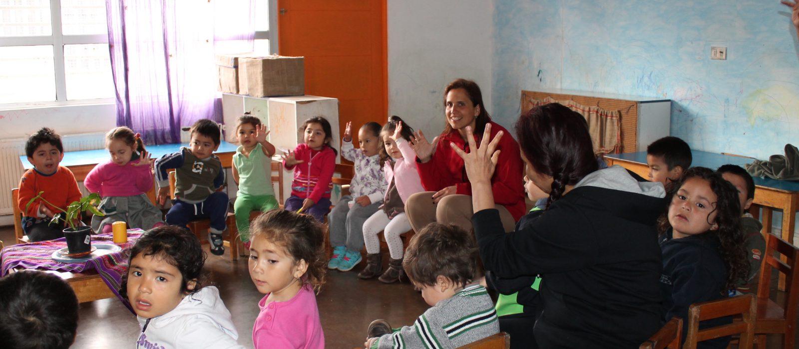 El éxito de Peñalolén en prevenir la deserción escolar