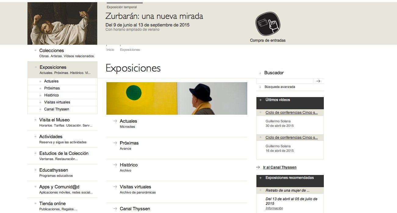Los museos virtuales: puentes digitales a la cultura