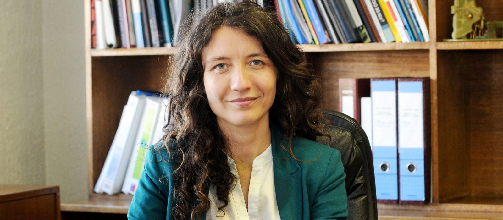 """Valentina Quiroga C., subsecretaria de Educación:""""Queremos docentes a la altura de los  desafíos que tiene el país en educación"""""""