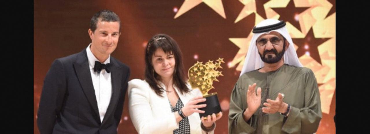 Profesora abocada a la comunidad indígena del Ártico recibe el «Nobel» de Educación