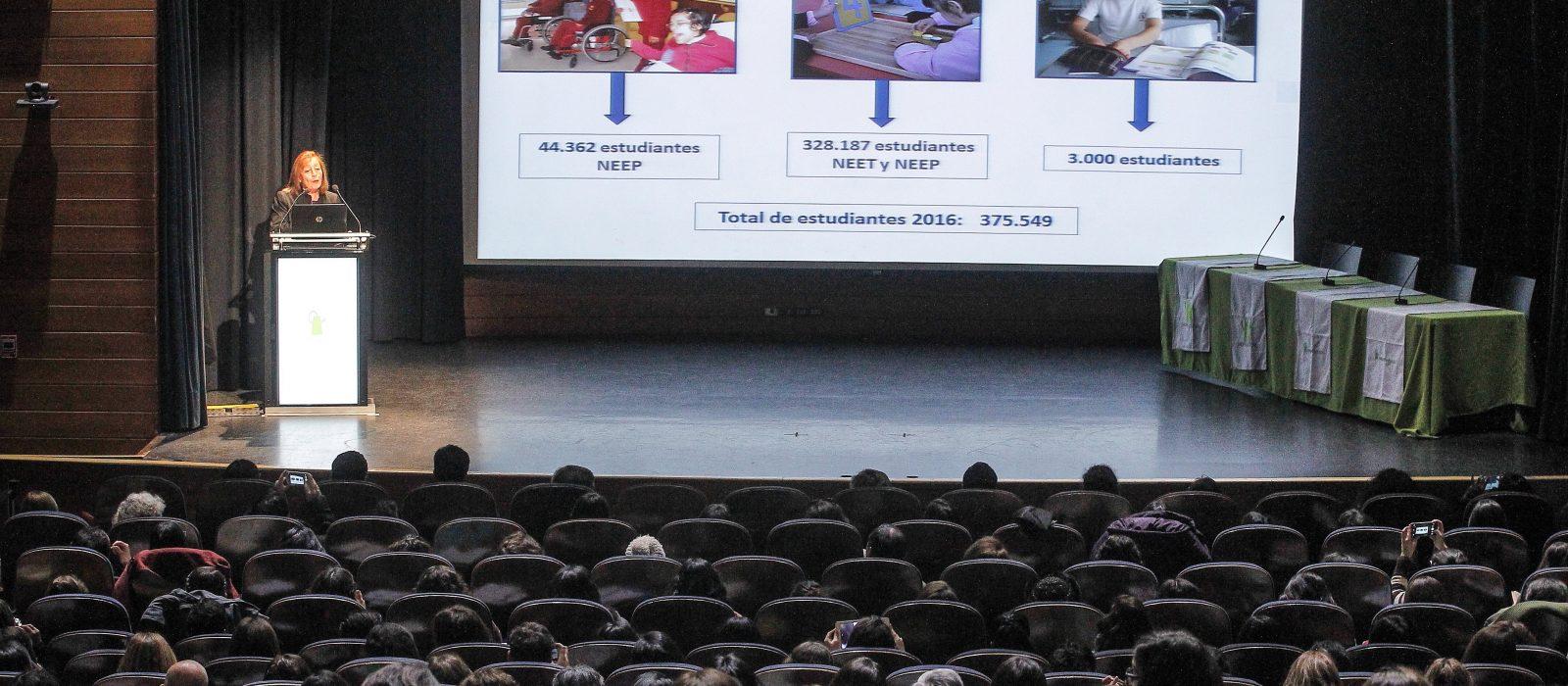 [Seminario] Seminario abordó los desafíos que plantea el Diseño Universal de Aprendizajes (DUA)