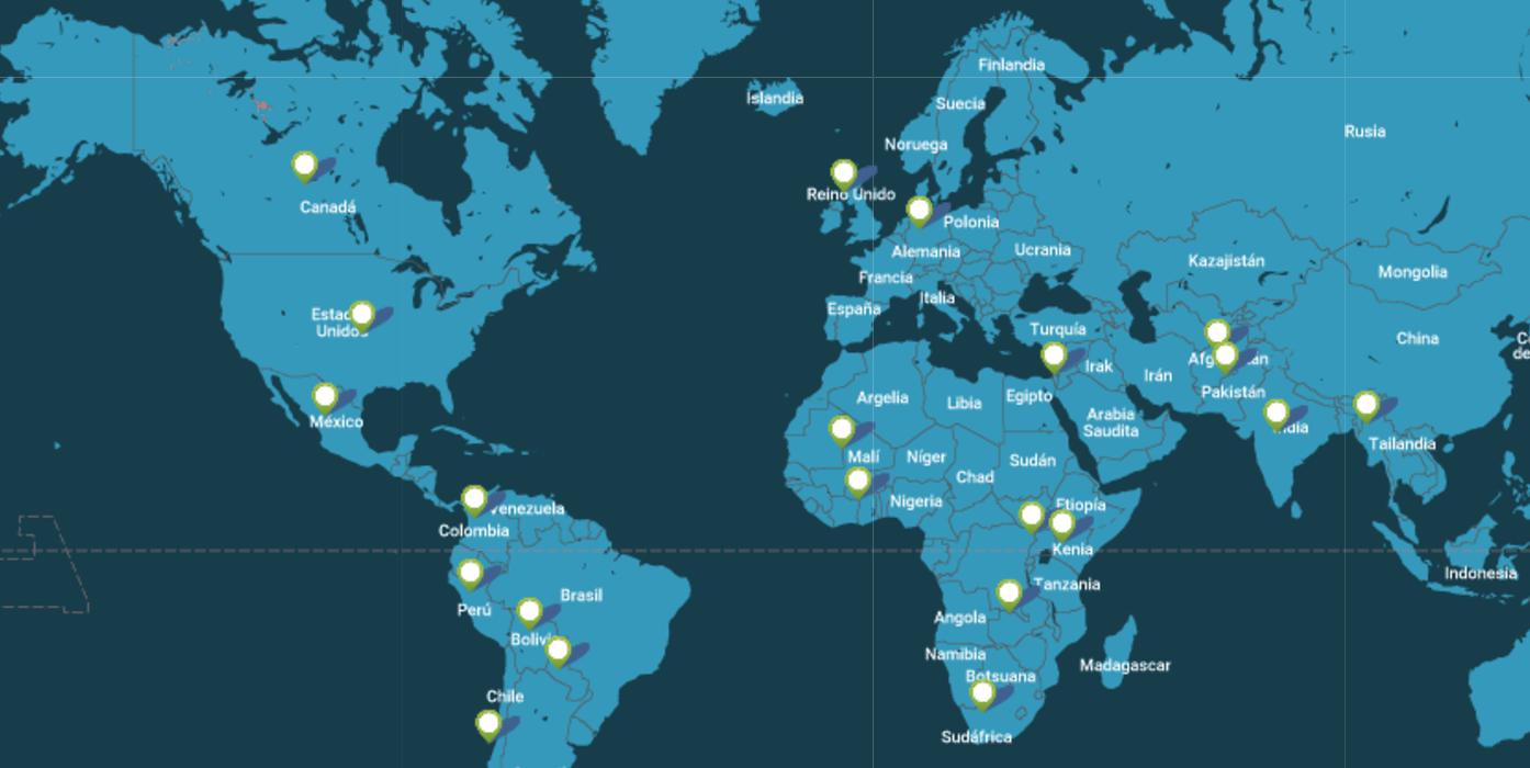 Conoce el novedoso «Mapa de innovaciones educativas»