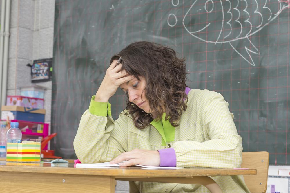 Es necesario evaluar el estrés y agotamiento docente