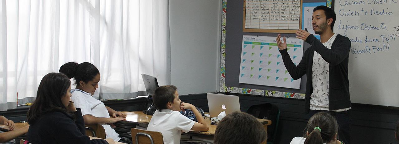 Brave UP: La app chilena que fomenta ambientes escolares sanos