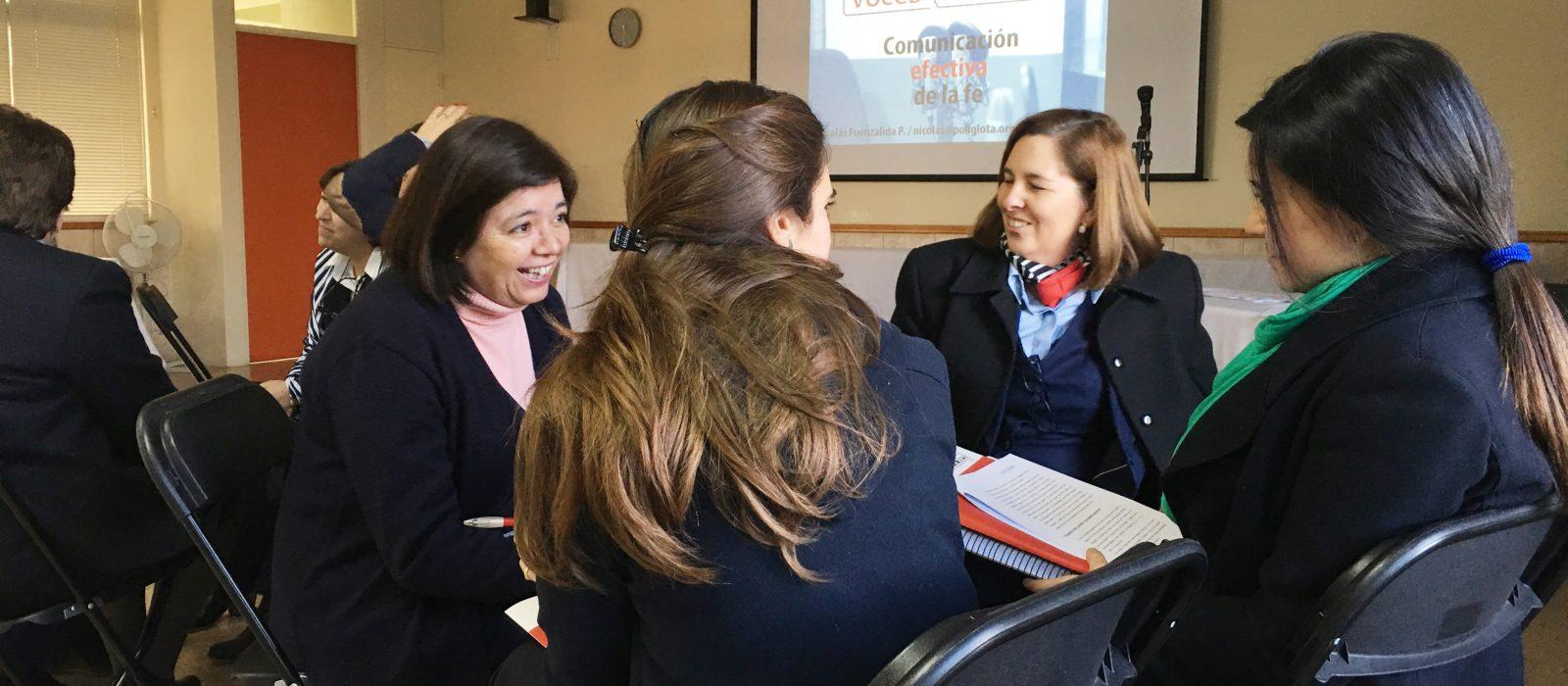 Convivencia entre padres y docentes, una labor compartida
