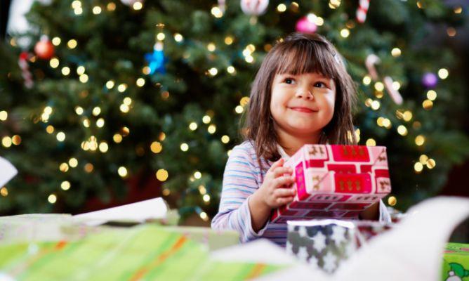 Qué regalar a niños en Navidad