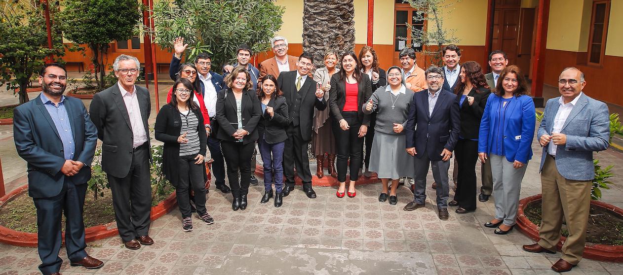 Grupo Educar organiza seminarios de especialidades técnico profesionales