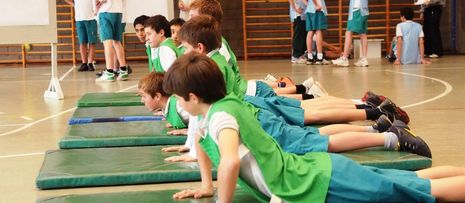 La actividad física mejora el aprendizaje