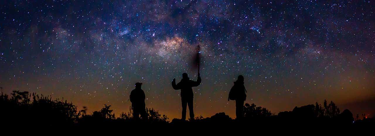 Aprende de astronomía este verano
