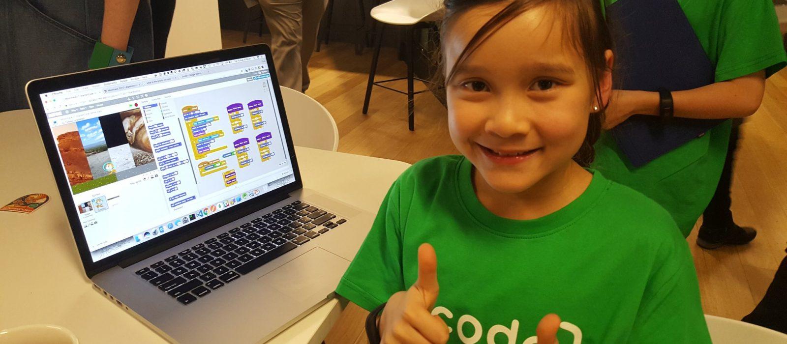 Iniciativa enseña a programar vía online