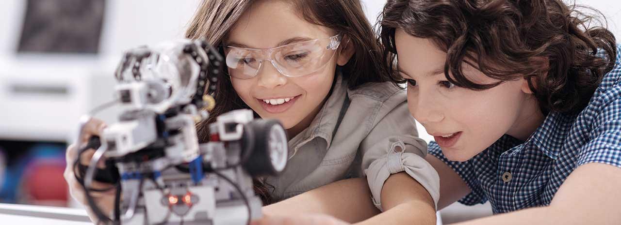 ¿Por qué tu colegio debe tener robótica en el currículum?