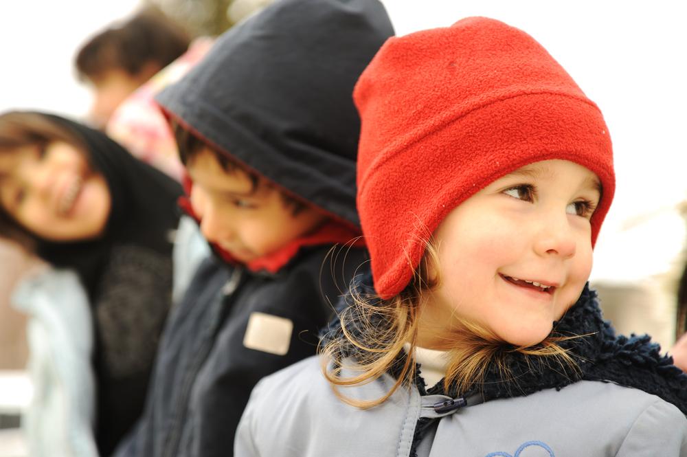 El derecho a no pasar frío en la sala de clase
