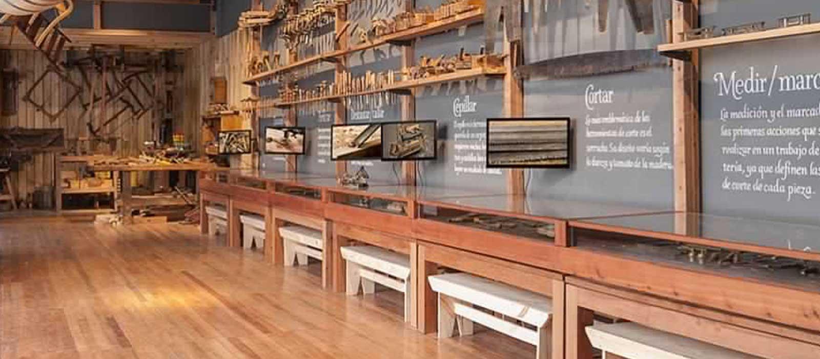 Visita con tus alumnos el Museo Taller