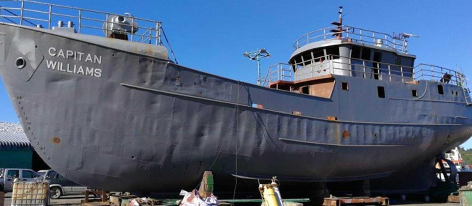 Buque Escuela Capitán Williams: Voluntades unidas por la educación técnica de calidad en el mar