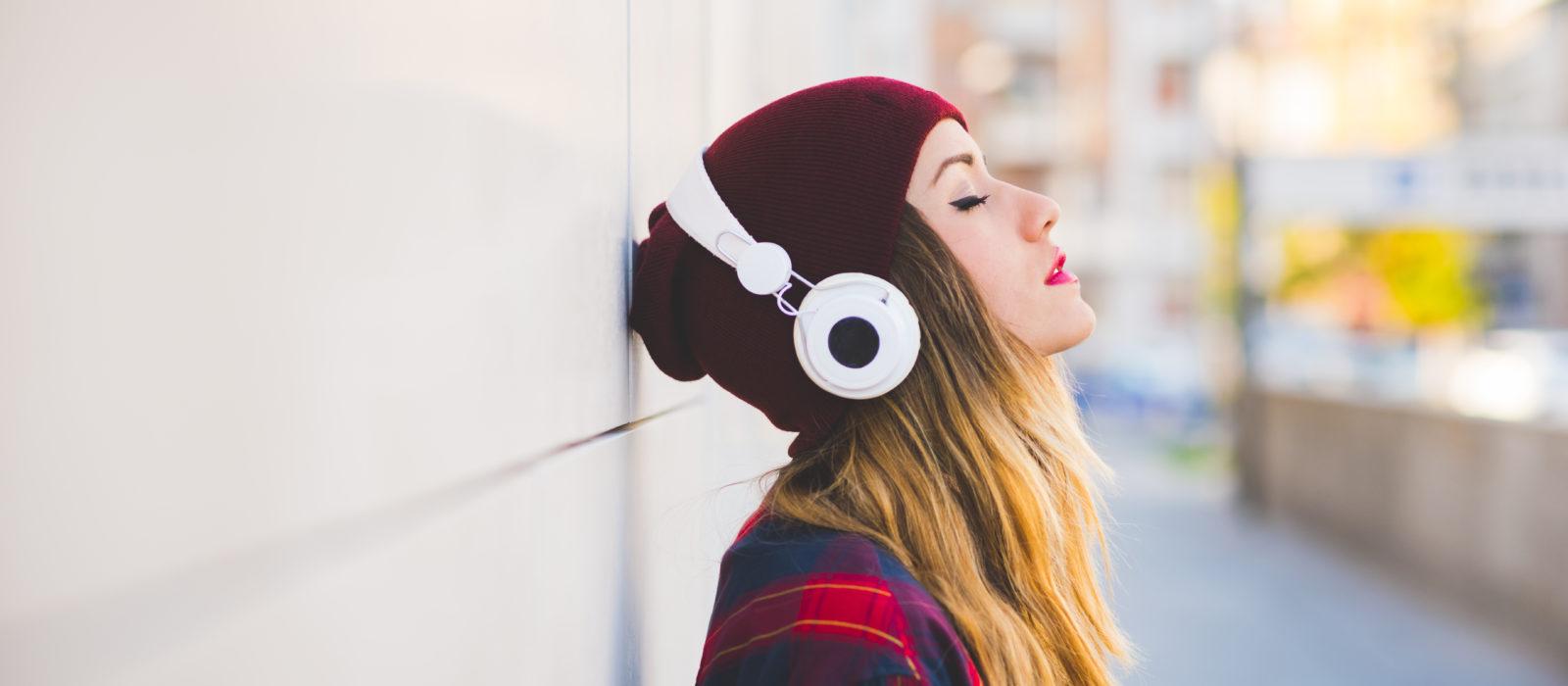 La música de los alumnos adolescentes