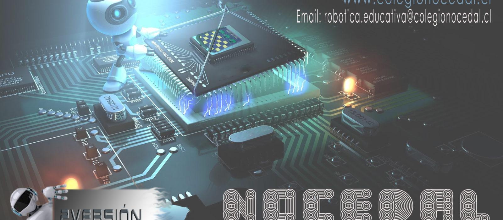 II Interescolar de Robótica Colegio NOCEDAL 2018
