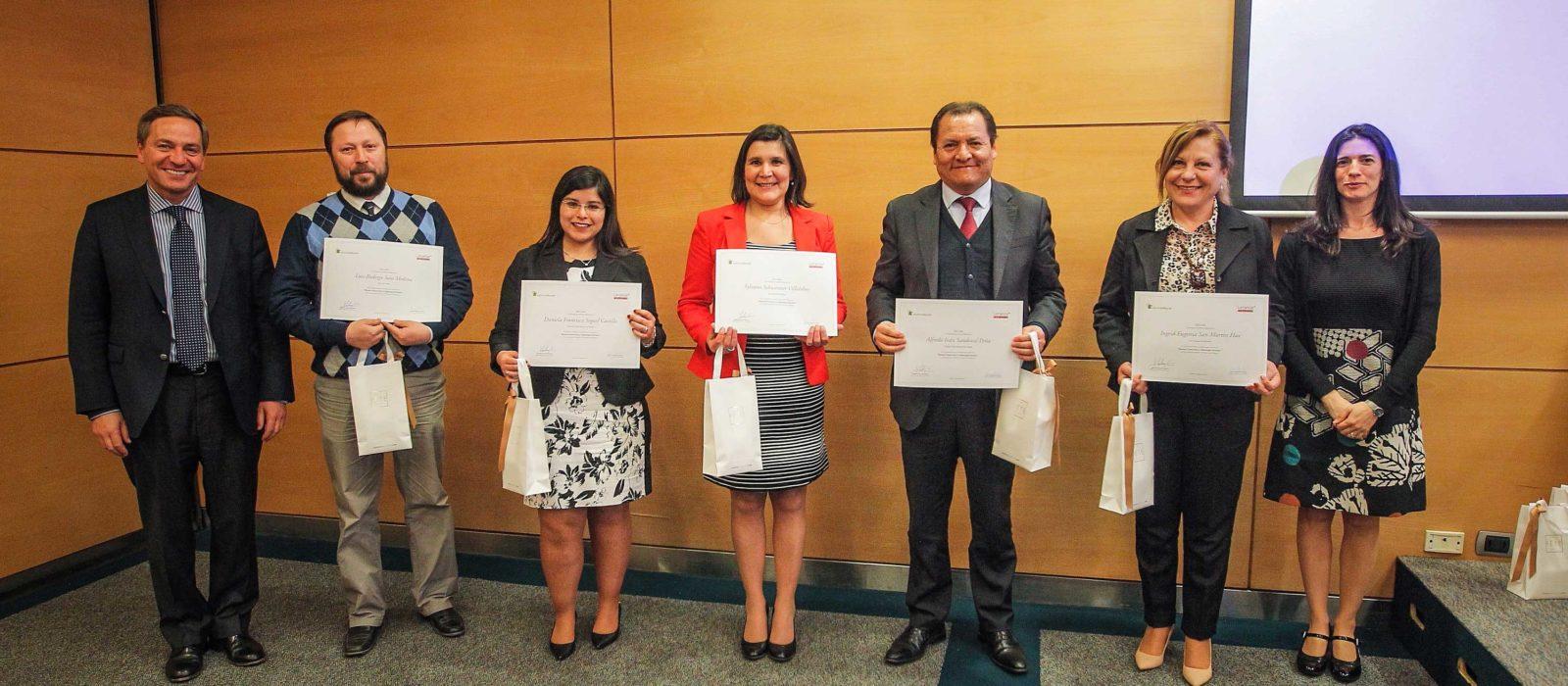 Premiación de diplomados e-learning de Grupo Educar