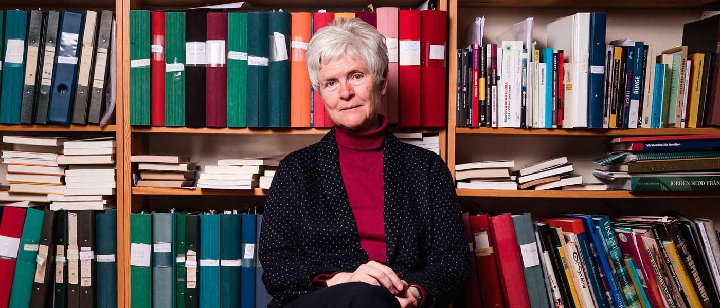 """Inger Enkvist: """"La nueva pedagogía es un error. Parece que se va a la escuela a hacer actividades, no a trabajar y estudiar»"""