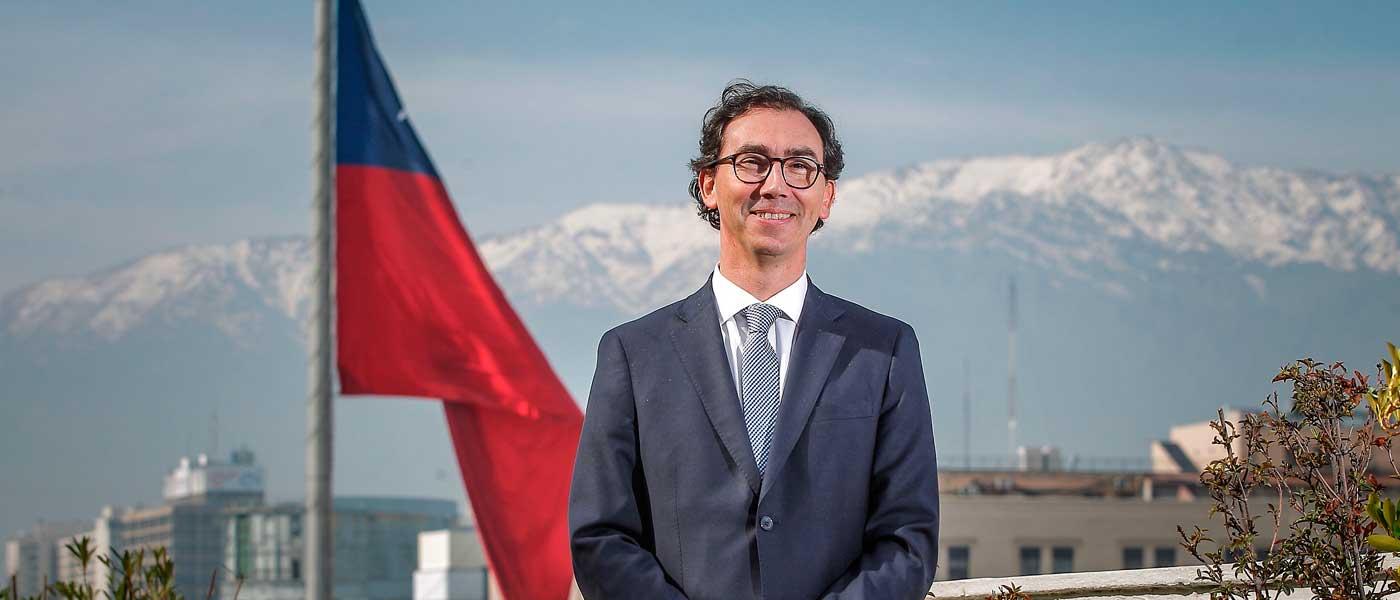 """Raúl Figueroa: """"Los fines de semana me gusta pasarlos con mi familia, idealmente con la parrilla prendida"""""""