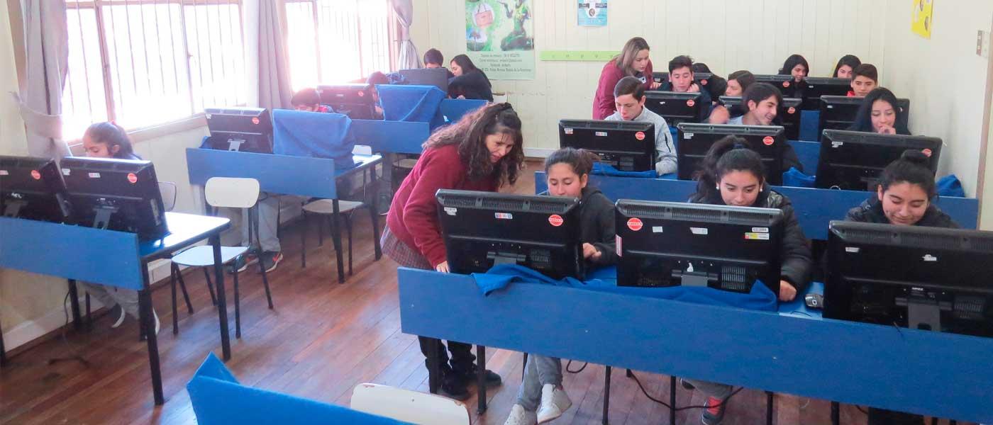 Inclusión en Educación Media Técnico-Profesional