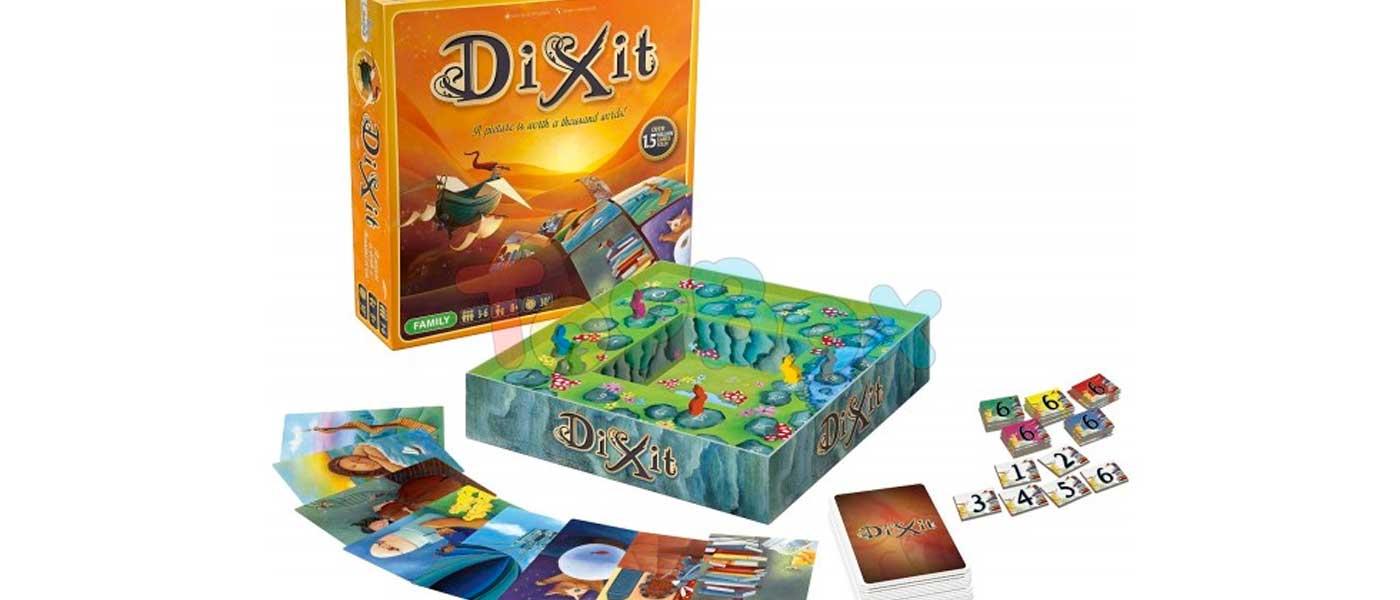 Juega y aprende en la sala de clases con DIXIT. Nueva atracción desarrolla el pensamiento abstracto de los alumnos.
