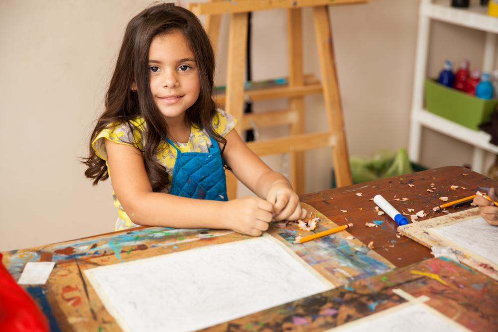 Arte, la materia que hace del aprendizaje una actividad satisfactoria para los niños
