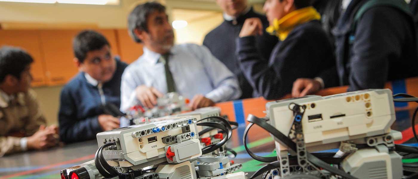 La robótica en el aula