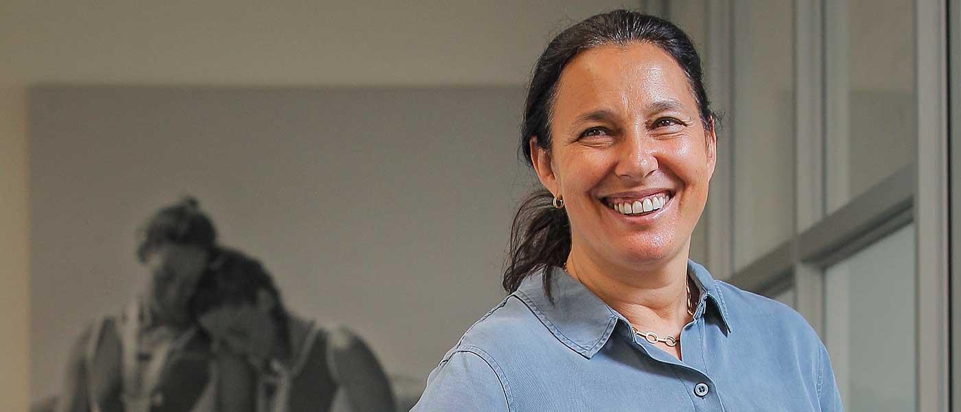 """Pauline Kantor, ministra de Deportes: """"El deporte es tan fundamental como cualquier otro ramo"""""""