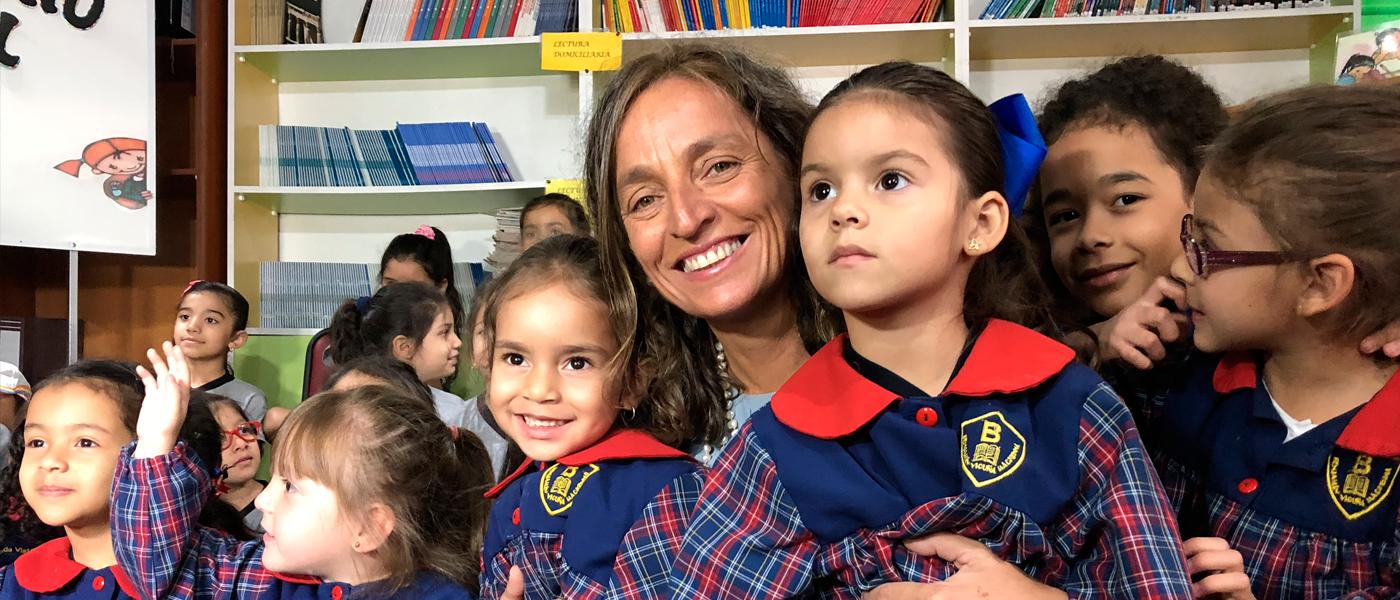 """María José Castro, subsecretaria de Educación Parvularia  """"Las habilidades sociales y cognitivas de los menores sientan las bases de su desarrollo y aprendizaje futuro"""""""