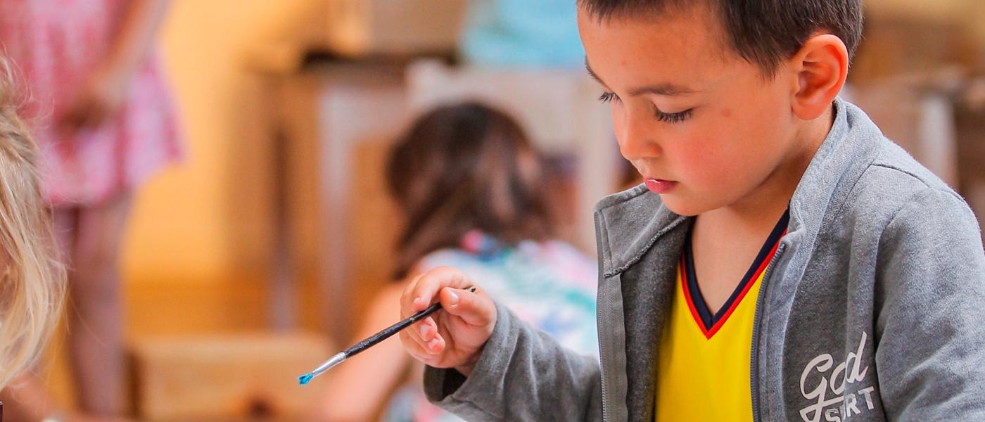 Jardines infantiles: ¿Cuidar, jugar o aprender?