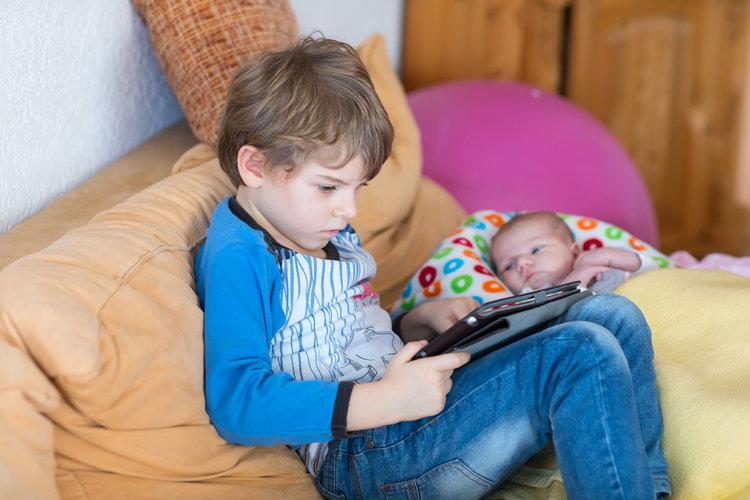 Las nuevas generaciones tienen presencia digital incluso antes de nacer