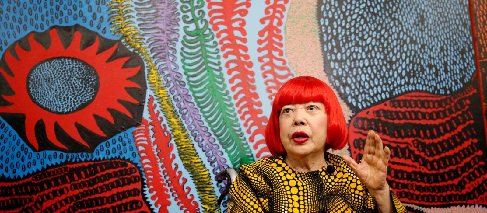 Yayoi Kusama: Rompiendo con la Tradición