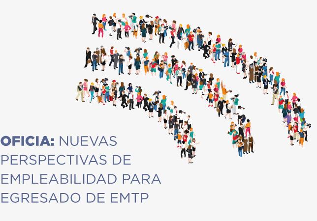 Ciclo Línea Educación TP: Nuevas perspectivas de empleabilidad para egresado de EMTP