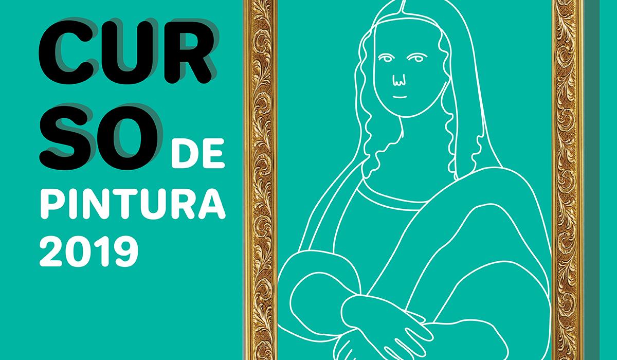 """Concurso de pintura: """"Mi Versión de la Mona Lisa"""""""