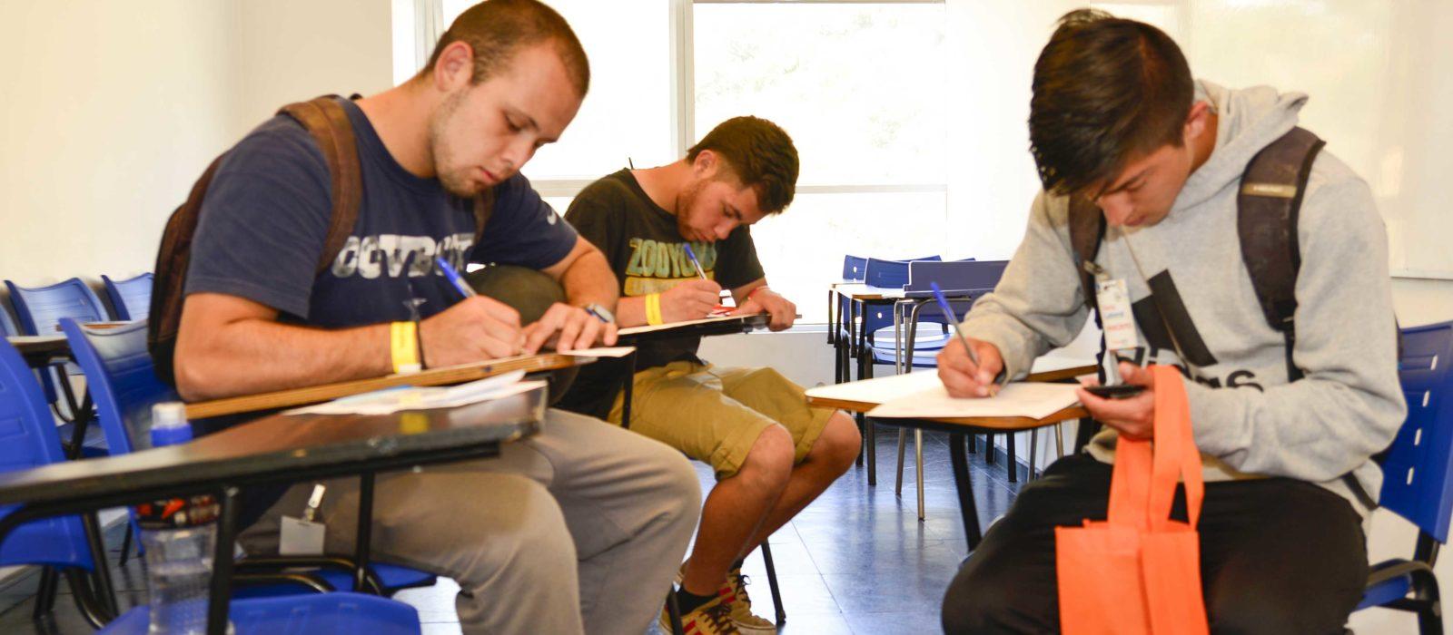 Alumnos preparados  para una nueva etapa