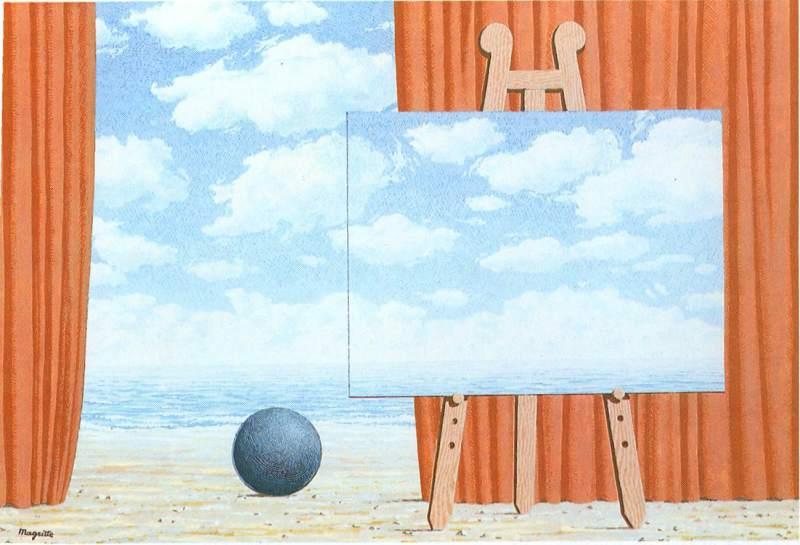René Magritte:  Paradojas de la imagen  María Dolores Mariscal Martín