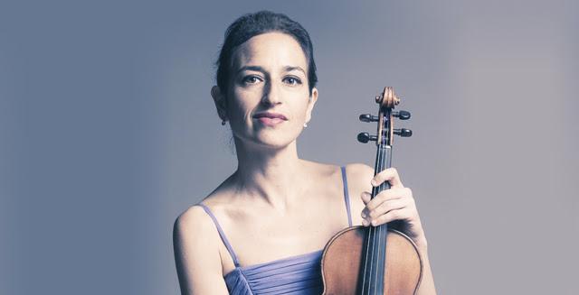 Violinista Francesa Liza Kerob en 7° Concierto de Temporada Internacional