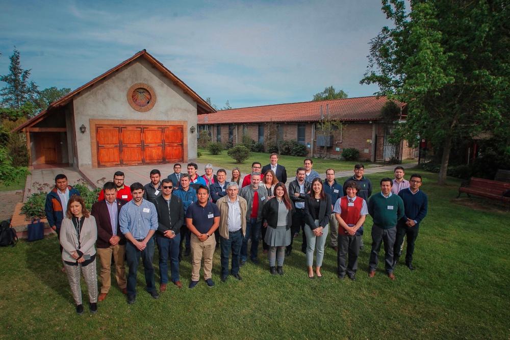 Aprendizaje en terreno en seminario de especialidad Mecánica Automotriz