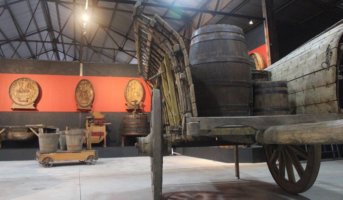 Museo del Vino en Lolol