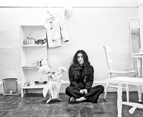 Yoko Ono: La obra de arte colaborativa