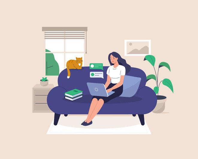 Salud Mental: el verdadero reto del trabajo a distancia