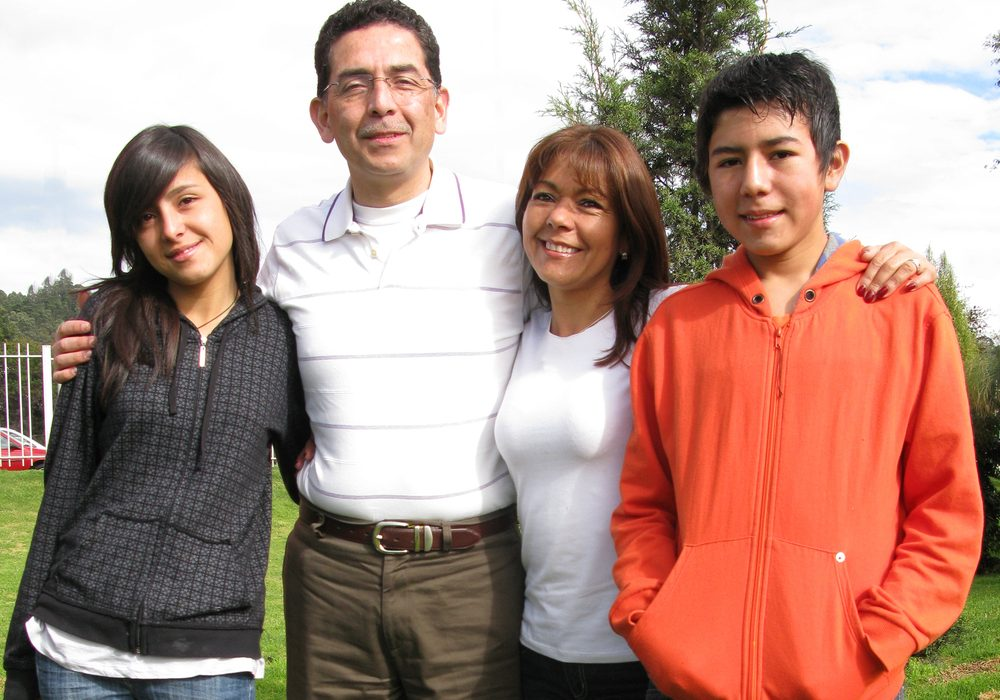 Enfrentando la pandemia en familia