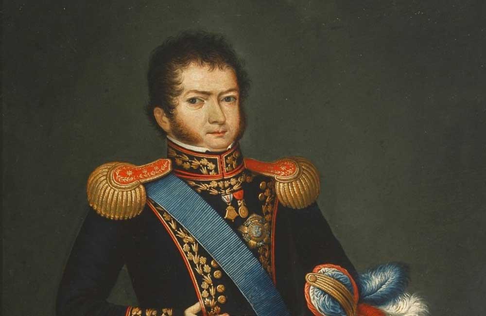 José Gil de Castro, Don Bernardo O'Higgins Director Supremo, 1821