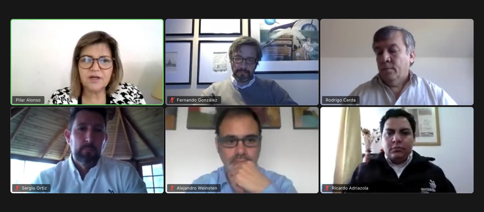 Expertos de la construcción se reúnen para conversar sobre tecnología BIM