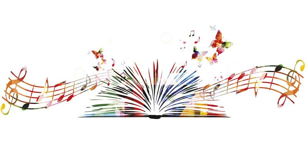 La música, la literatura y el arte trascienden