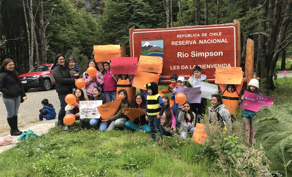 Familia y colegios: Cuidando Chile de norte a sur
