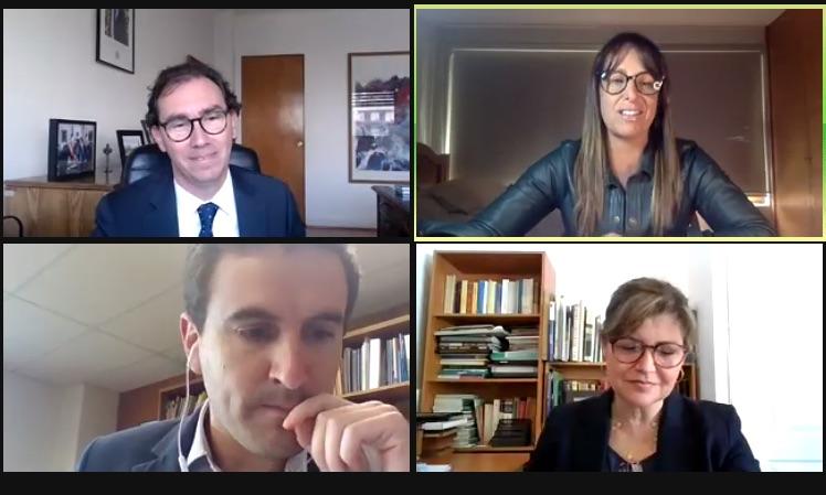 400 docentes resuelven dudas sobre retorno a clases en conversatorio con Mineduc