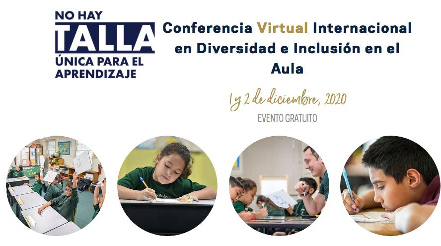 Conferencia internacional por la diversidad e inclusión en la educación