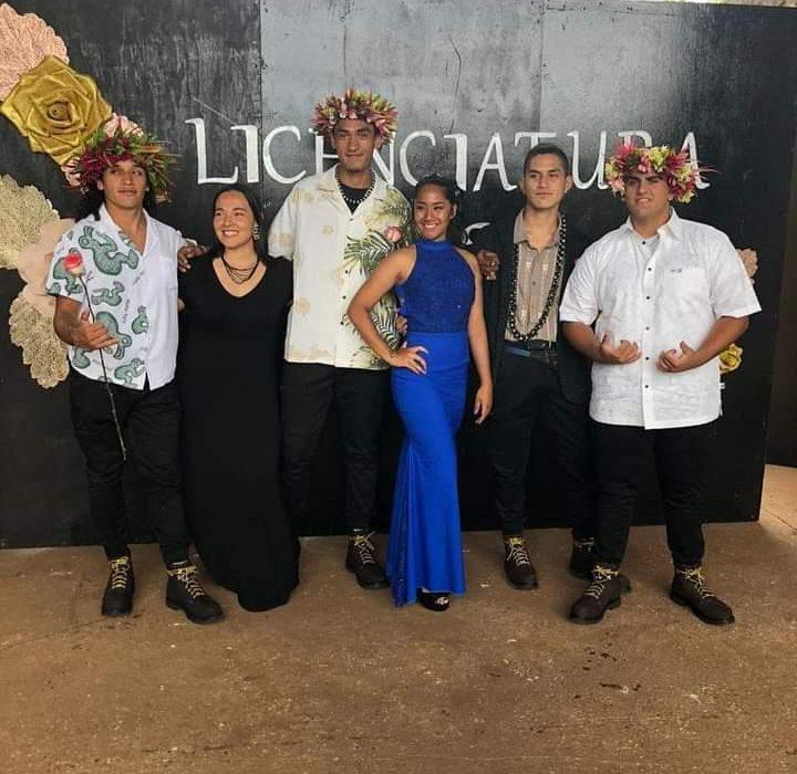 En Rapa Nui se gradúan los primeros cuartos medios del país